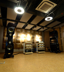 HIFI听音室设计