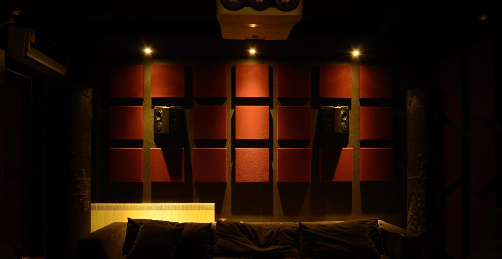 宽频吸声体BW-40-室内声学网