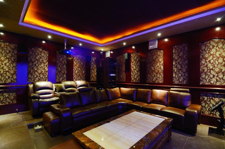 家庭影院,家庭影院设计,家庭影院装修,声学设计